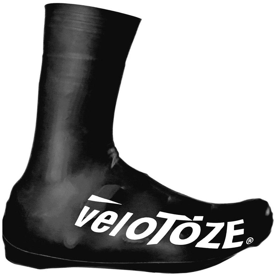 veloToze Tall Shoe Cover Road 2.0 - Überschuh Lang - black