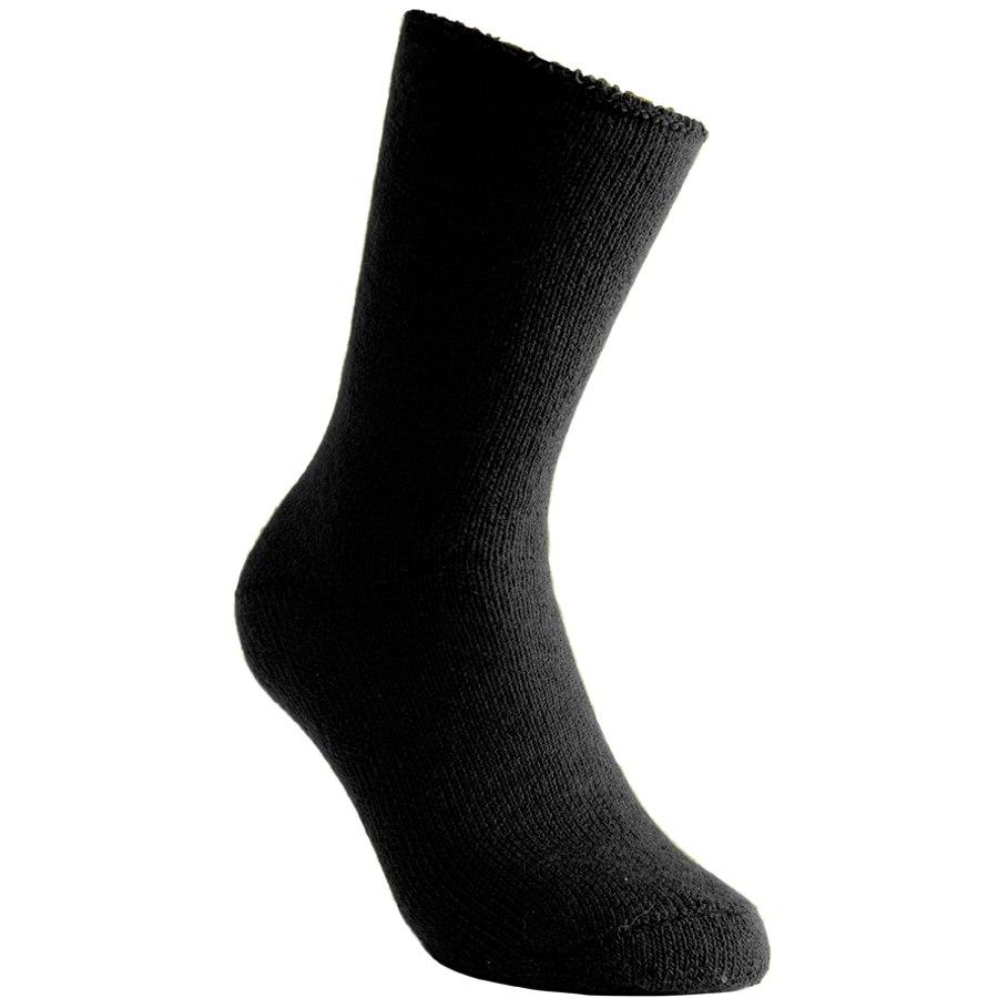 Woolpower Classic 600 Socken - schwarz