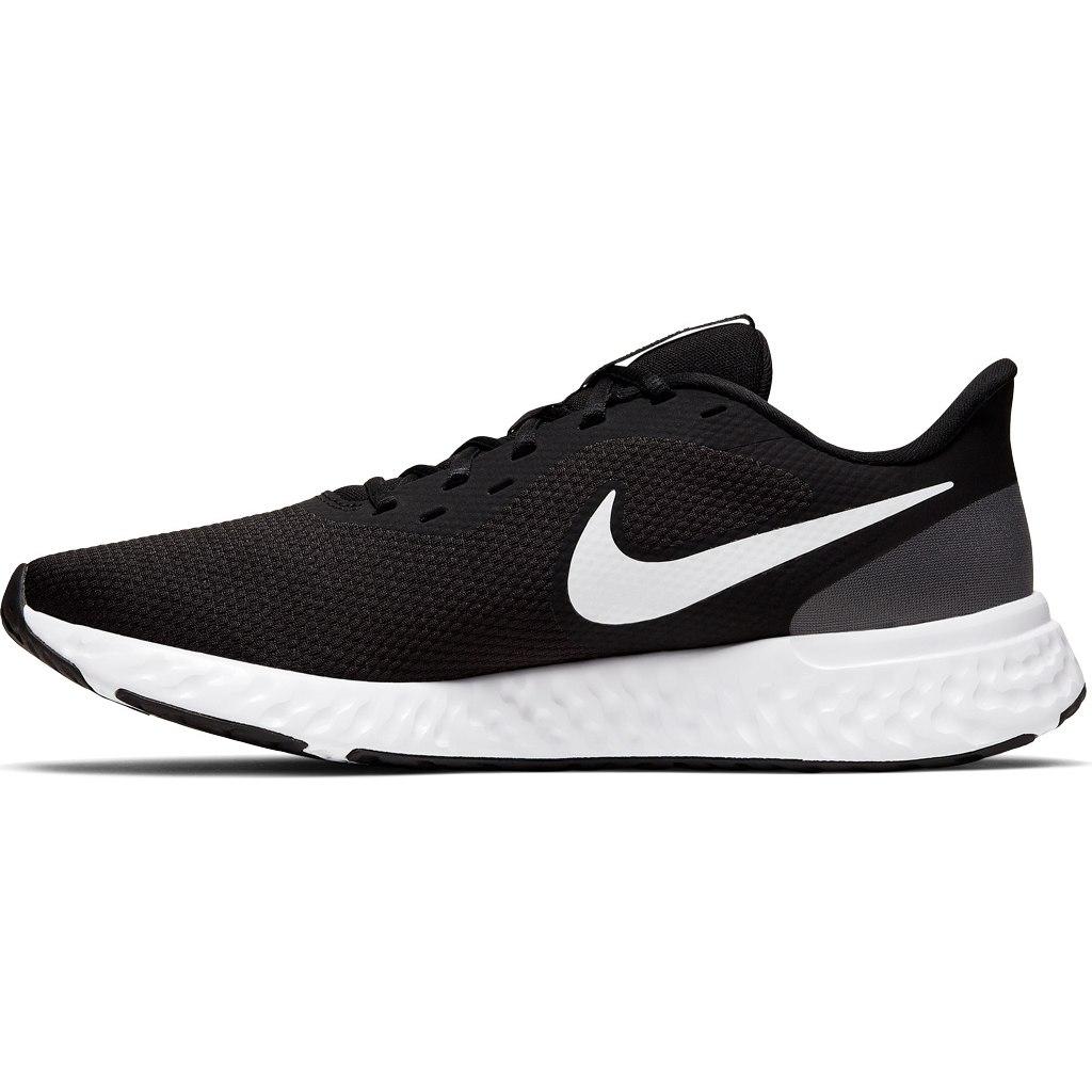 Nike Revolution 5 Herren Laufschuh - black/white-anthracite BQ3204-002