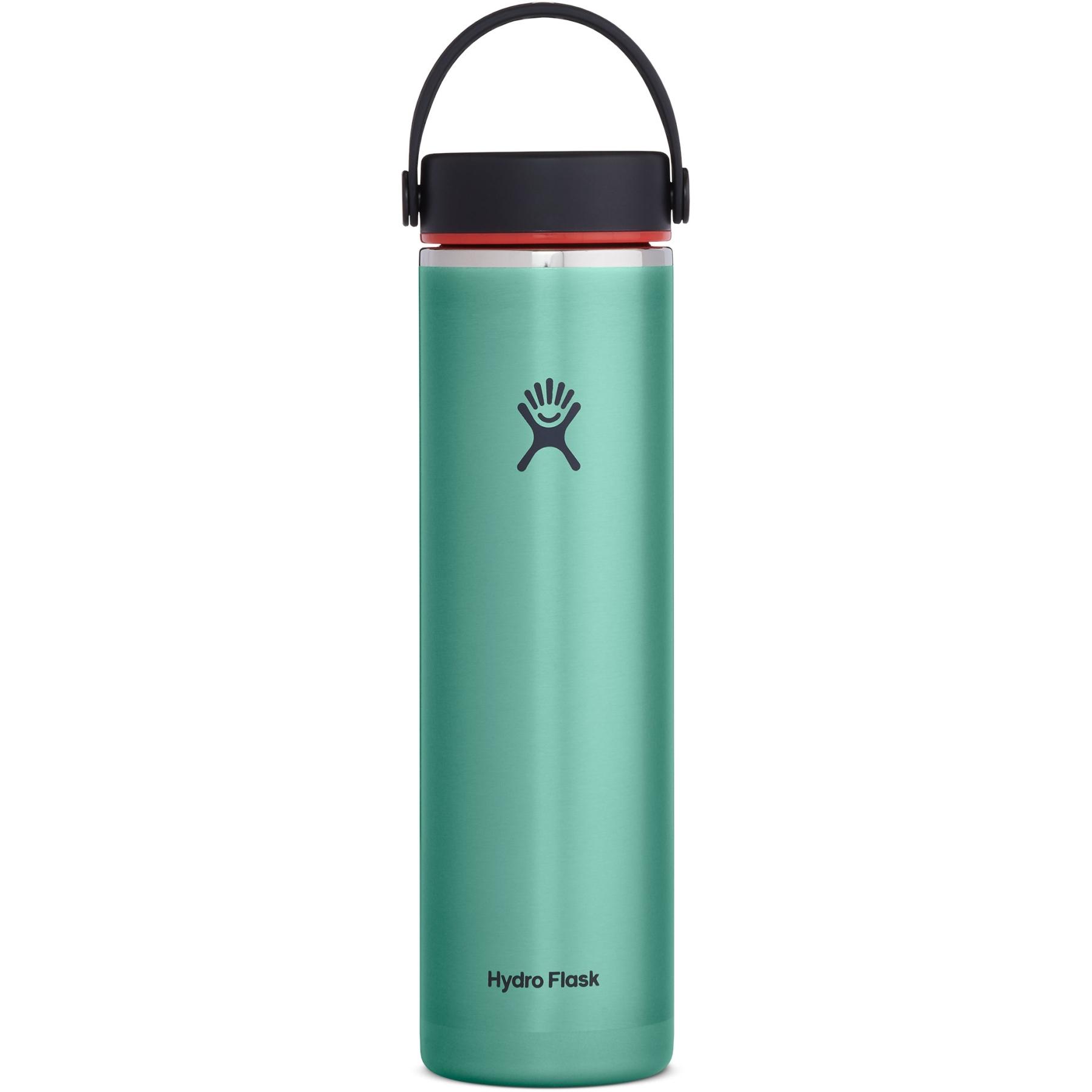 Bild von Hydro Flask 24 oz Lightweight Wide Mouth Trail Series Thermoflasche 710 ml - Topaz