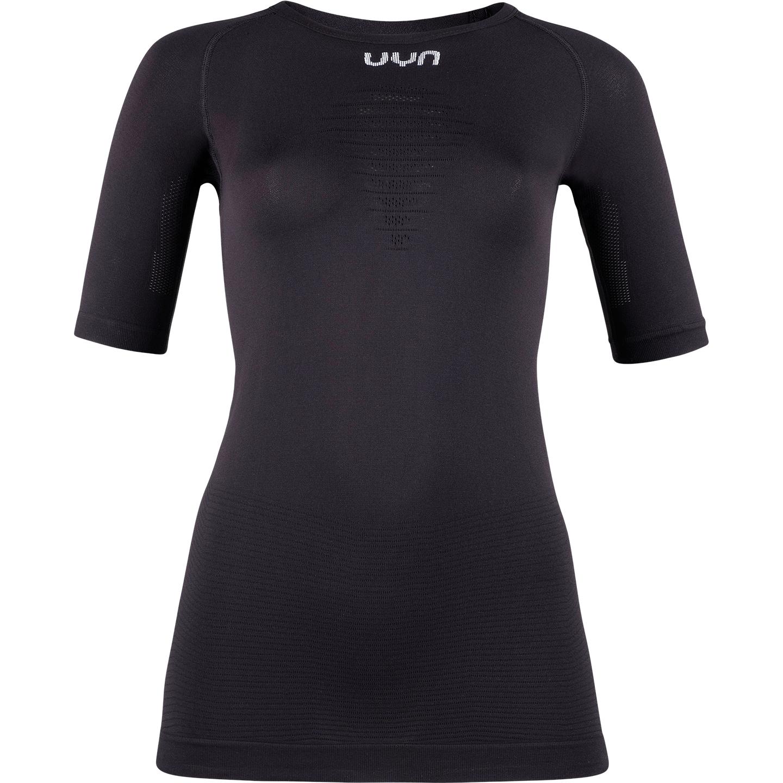 UYN Energyon Underwear T-Shirt Damen - Schwarz
