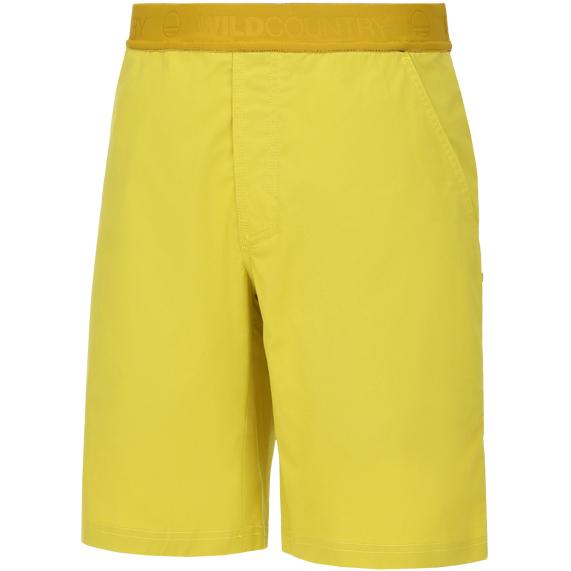 Bild von Wild Country Session M Regular Fit Shorts - Whin Yellow