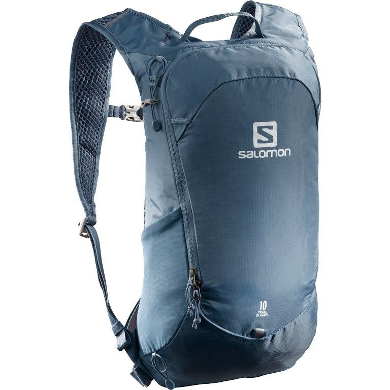 Picture of Salomon Trailblazer 10 Backpack - copen blue