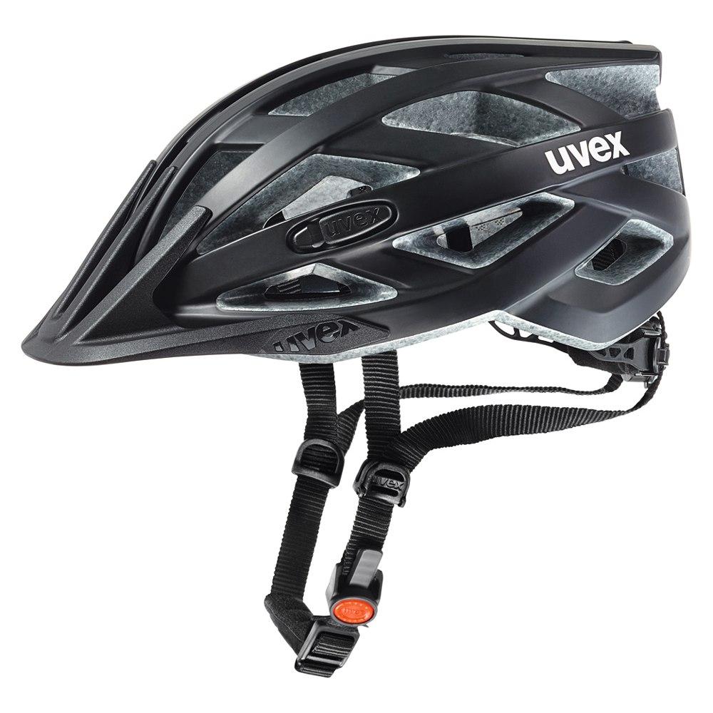 Uvex i-vo cc Helm - black mat