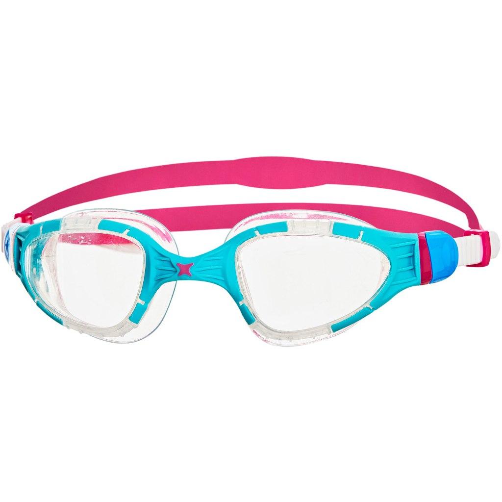 Zoggs Aqua Flex Gafas de natación - Blue/Pink/Clear