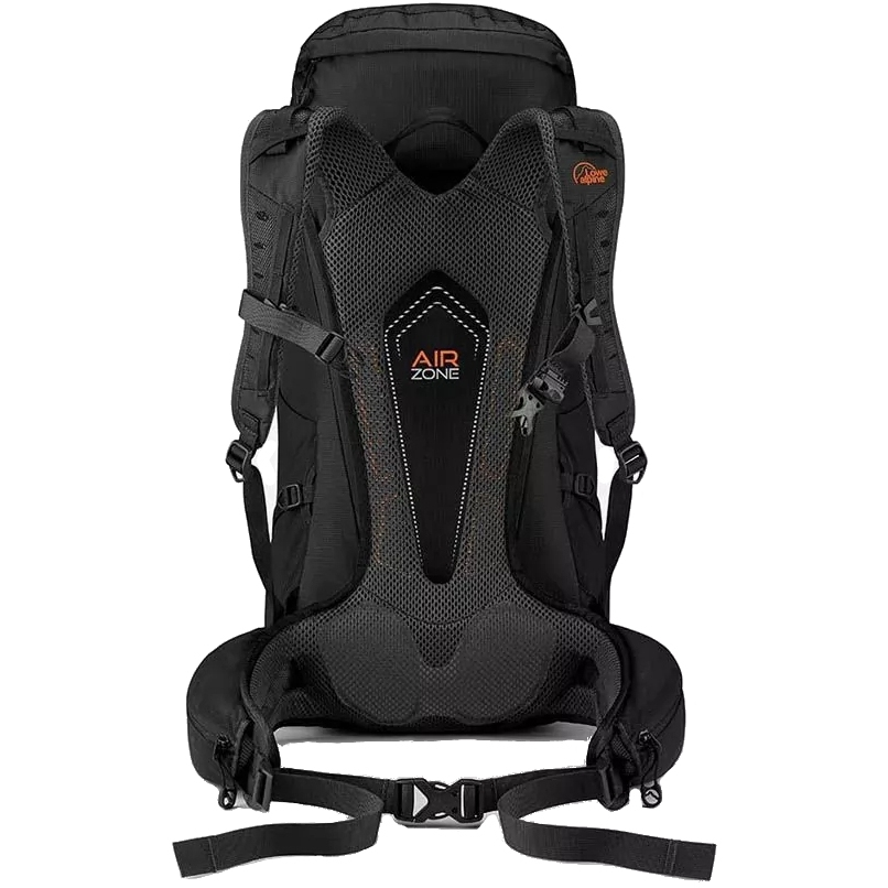 Image of Lowe Alpine AirZone Camino Trek 30:40 Backpack - Black