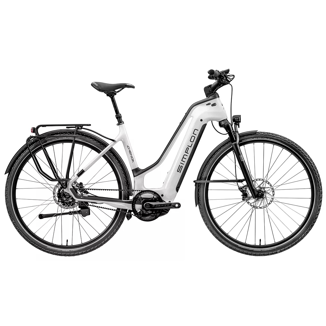 Produktbild von Simplon CHENOA CX Deore11 - Damen E-Bike - 2021 - pearlwhite