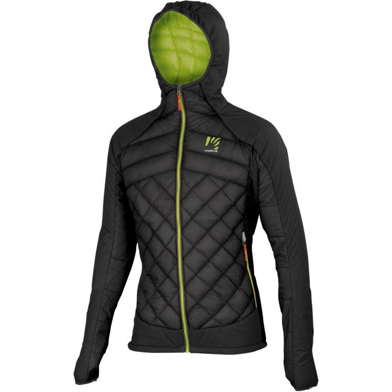 Karpos Lastei Active Plus Jacket - Black/Dark Grey