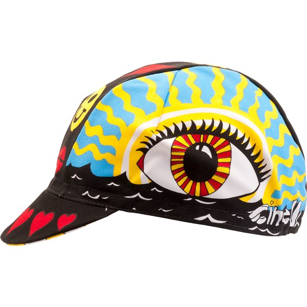 Image of Cinelli Cycling Cap - Eye Of The Storm