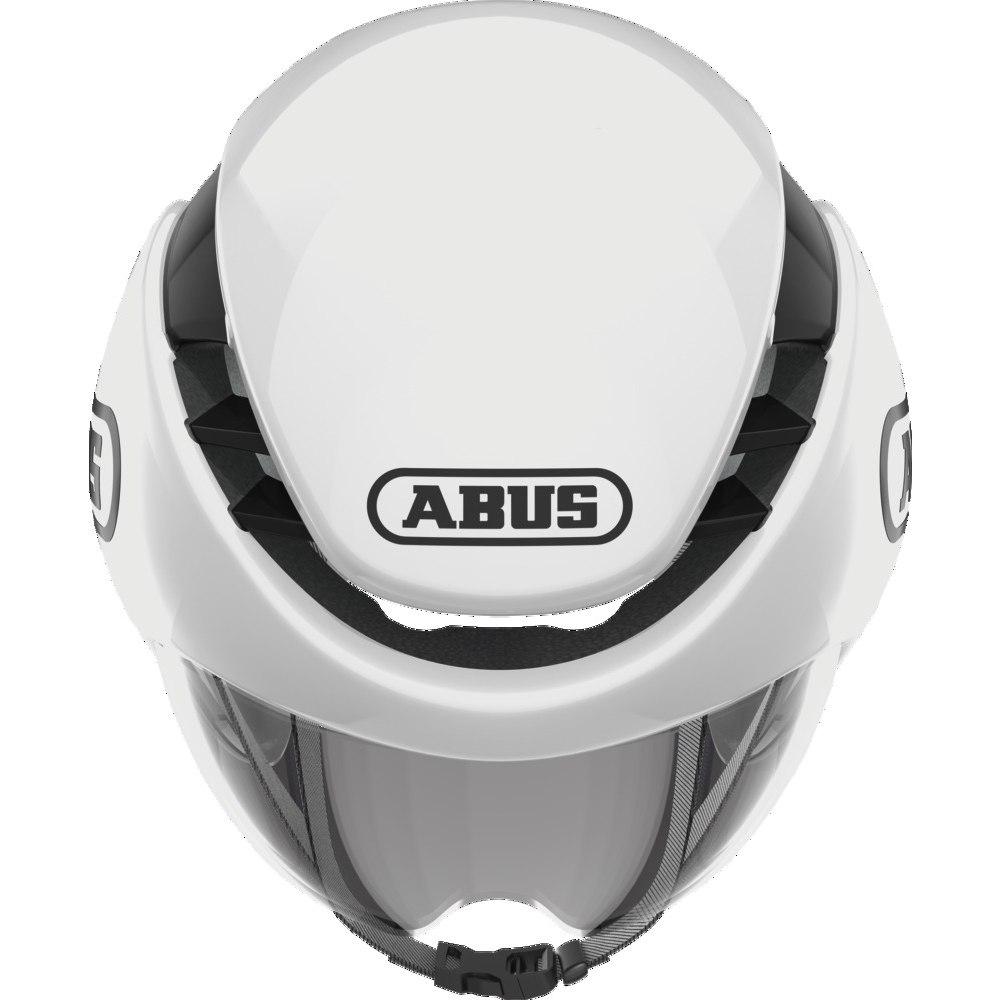 Imagen de ABUS GameChanger Casco TT - shiny white