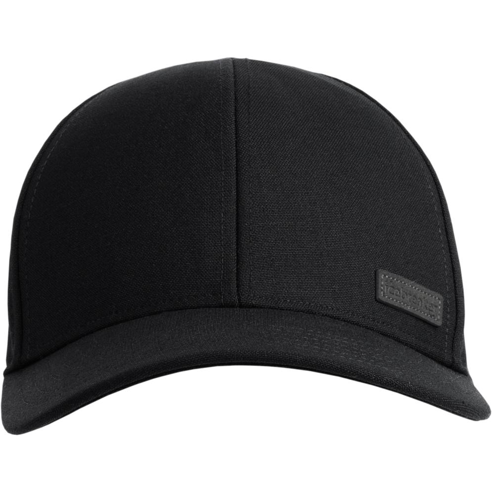 Produktbild von Icebreaker Patch Cap - Black