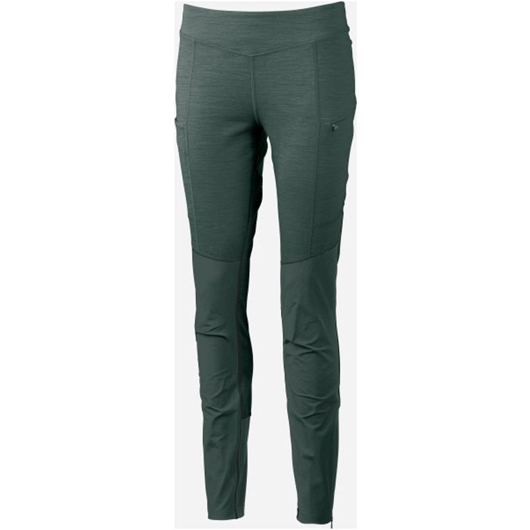 Picture of Lundhags Tausa Women's Tights - Dark Agave 656