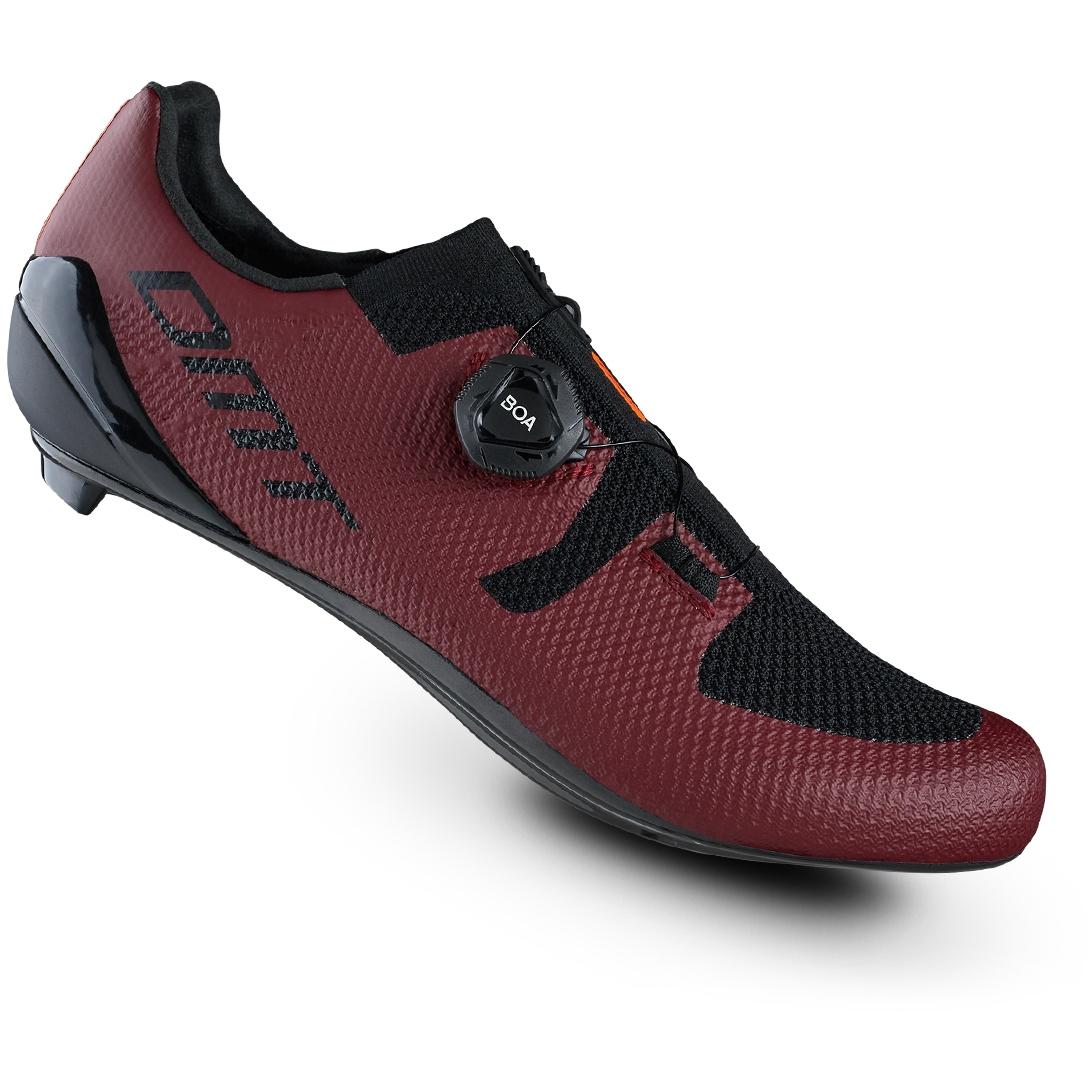 Picture of DMT KR3 Road Shoes - bordeaux/black