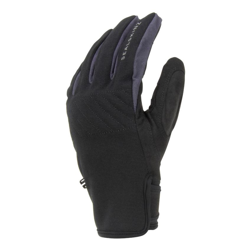 Foto de SealSkinz Waterproof All Weather Multi-Activity Guantes con Fusion Control™ - Black/Grey
