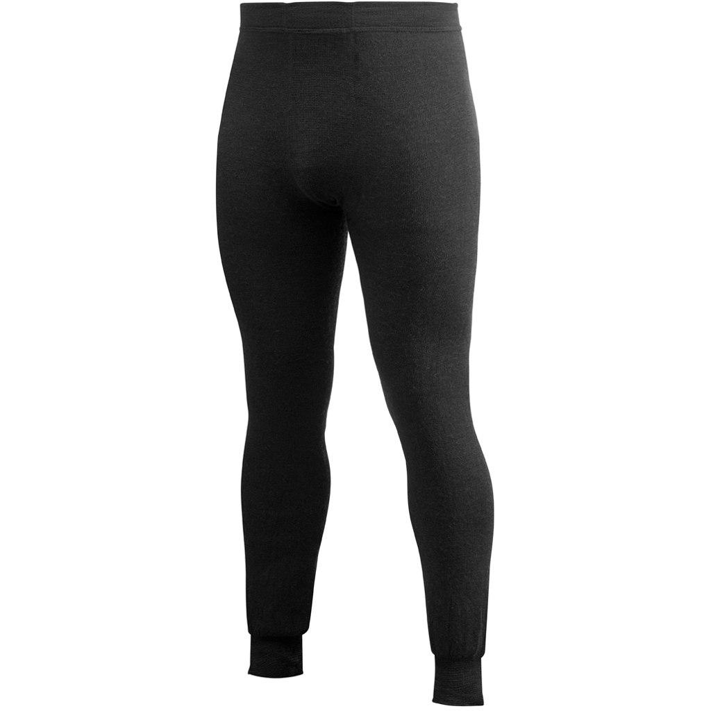Bild von Woolpower Long Johns 400 Unterhose - schwarz