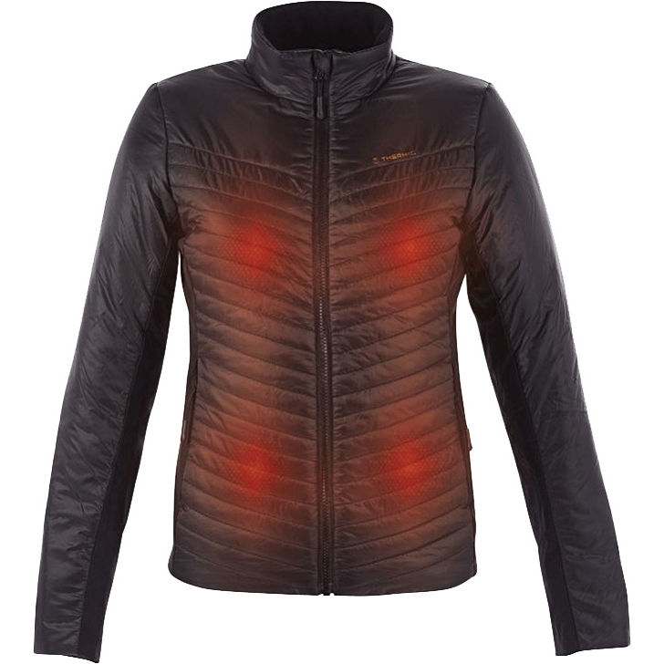 Bild von therm-ic Women's PowerJacket Speed Beheizbare Jacke für Damen - schwarz