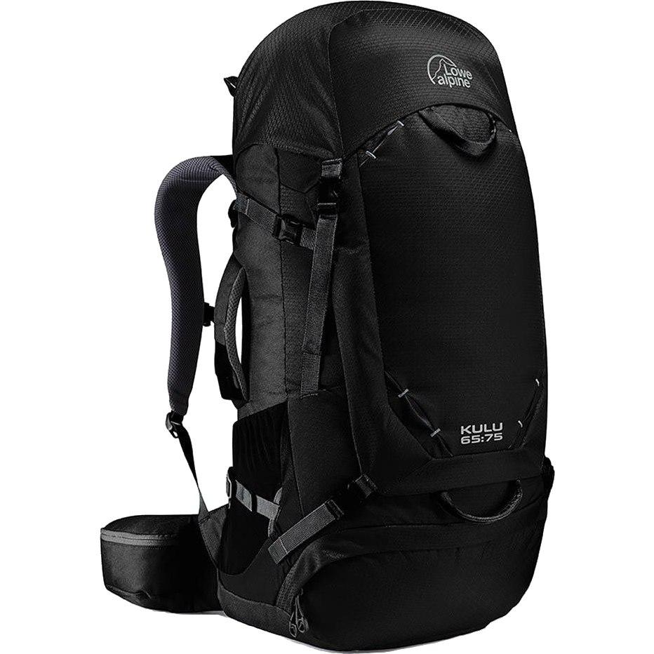 Lowe Alpine Kulu 65:75 Regular Backpack FBP-90 - Anthracite