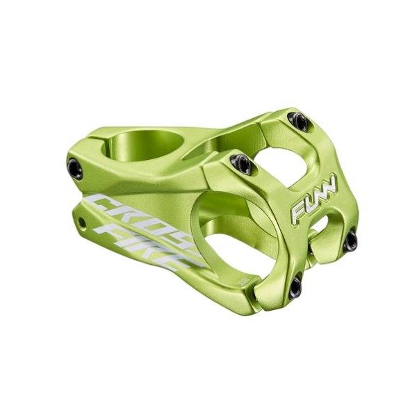 Funn Crossfire Evo 31.8 Stem - green