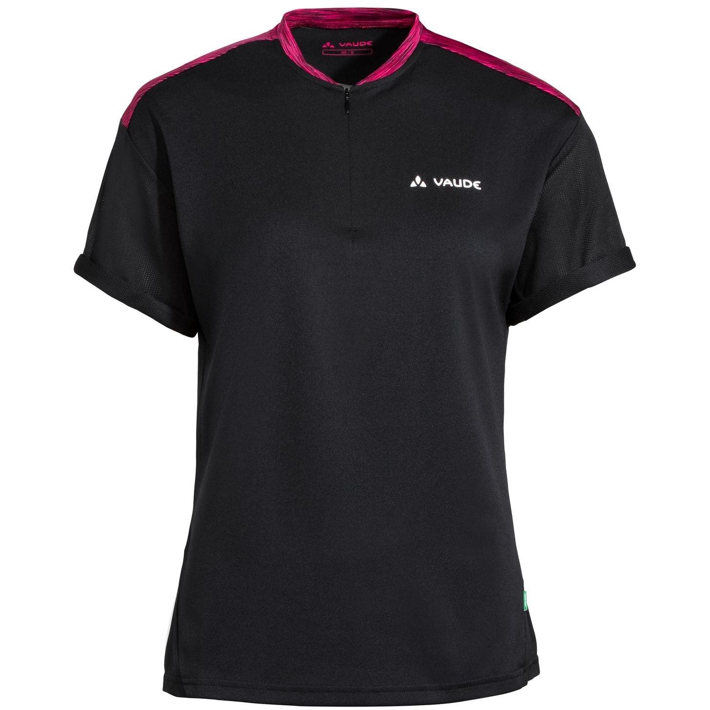 Vaude Qimsa Damen T-Shirt - black