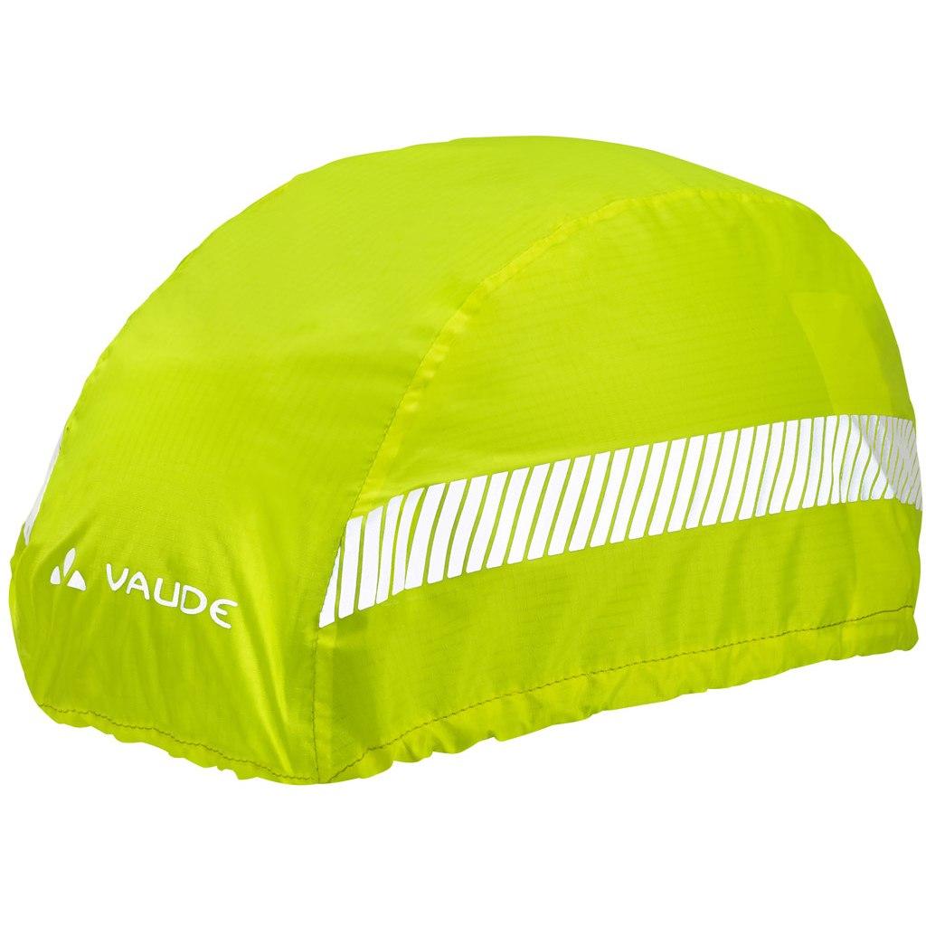 Vaude Luminum Helmet Raincover - neon yellow