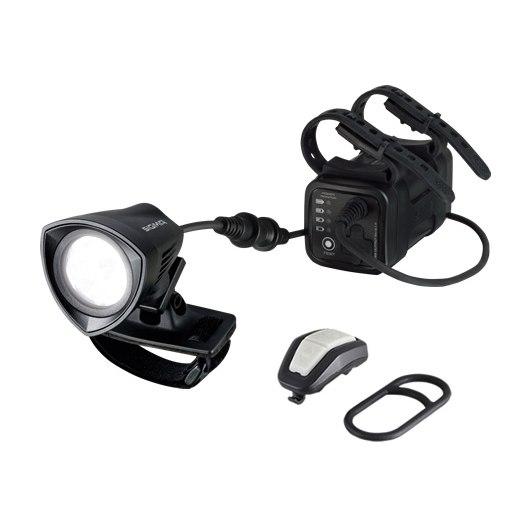 Produktbild von Sigma Sport Buster 2000 HL - Helmleuchte
