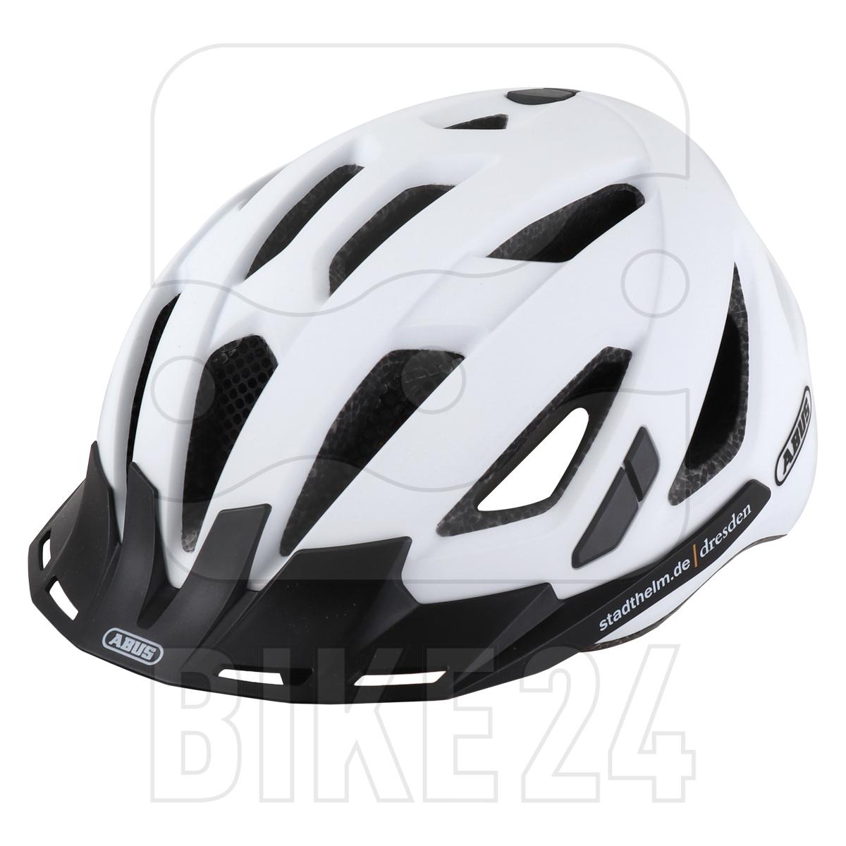 ABUS Stadthelm Urban-I 3.0 Dresden Helmet - white