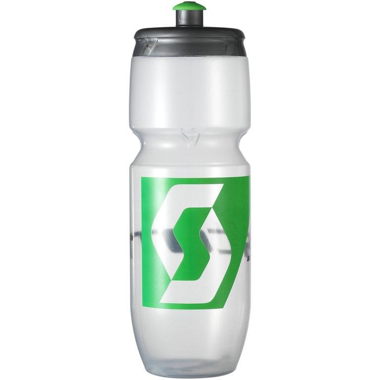SCOTT Corporate G3 Water Bottle 700ml - clear/neon green