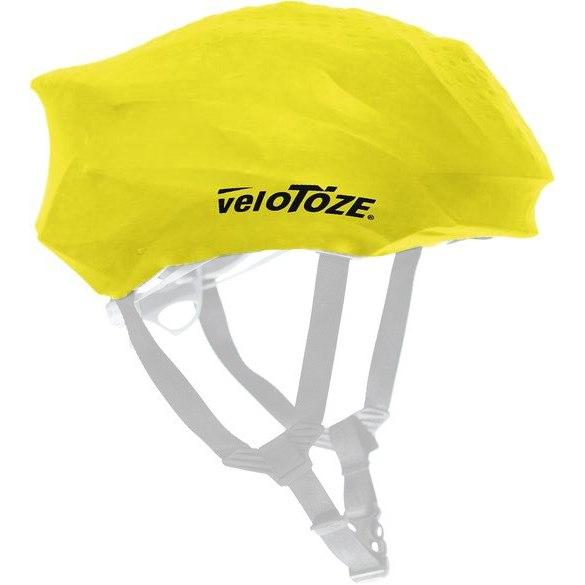 veloToze Helmet Cover Road - yellow