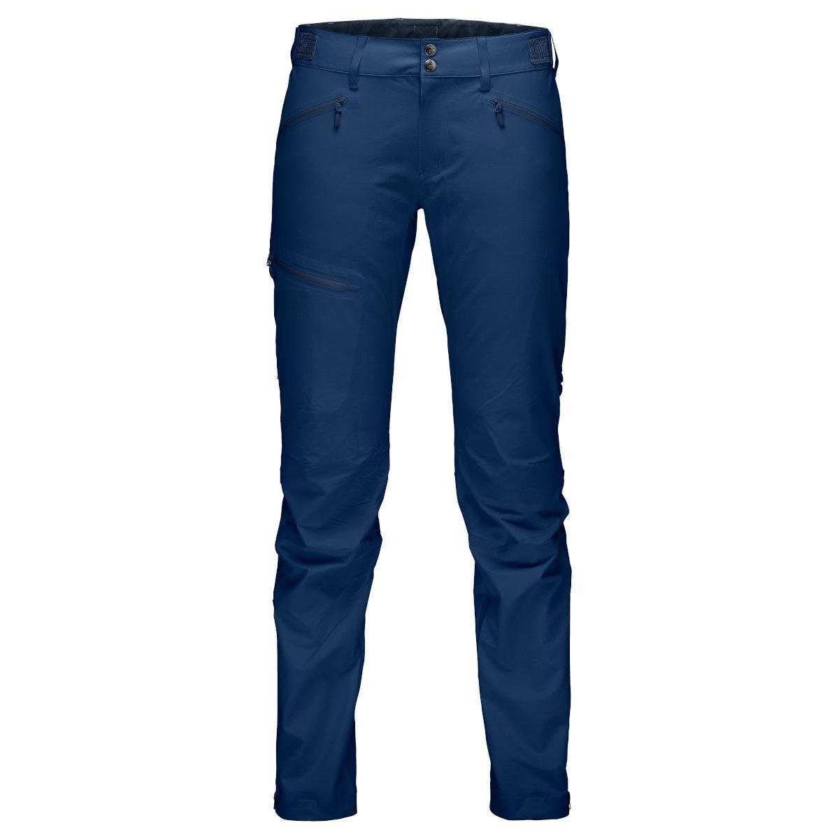 Norrona falketind flex1 Pantalones para Mujer - Indigo Night