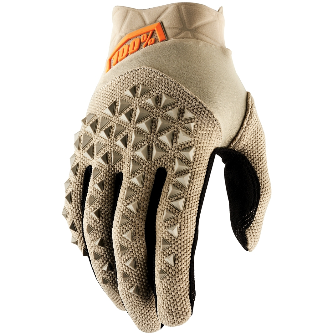 100% Airmatic Guantes - sand
