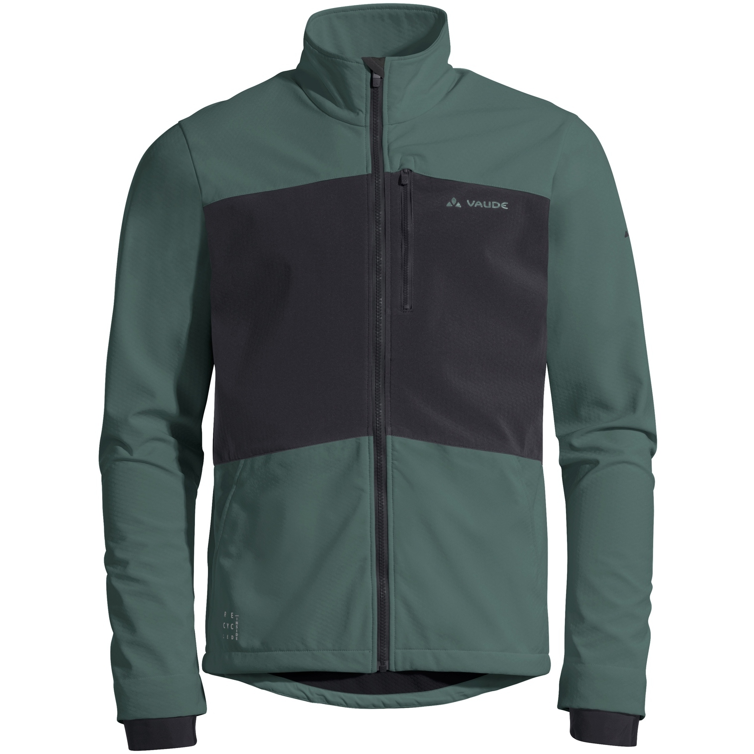 Vaude Men's Virt Softshell Jacket II - dusty forest