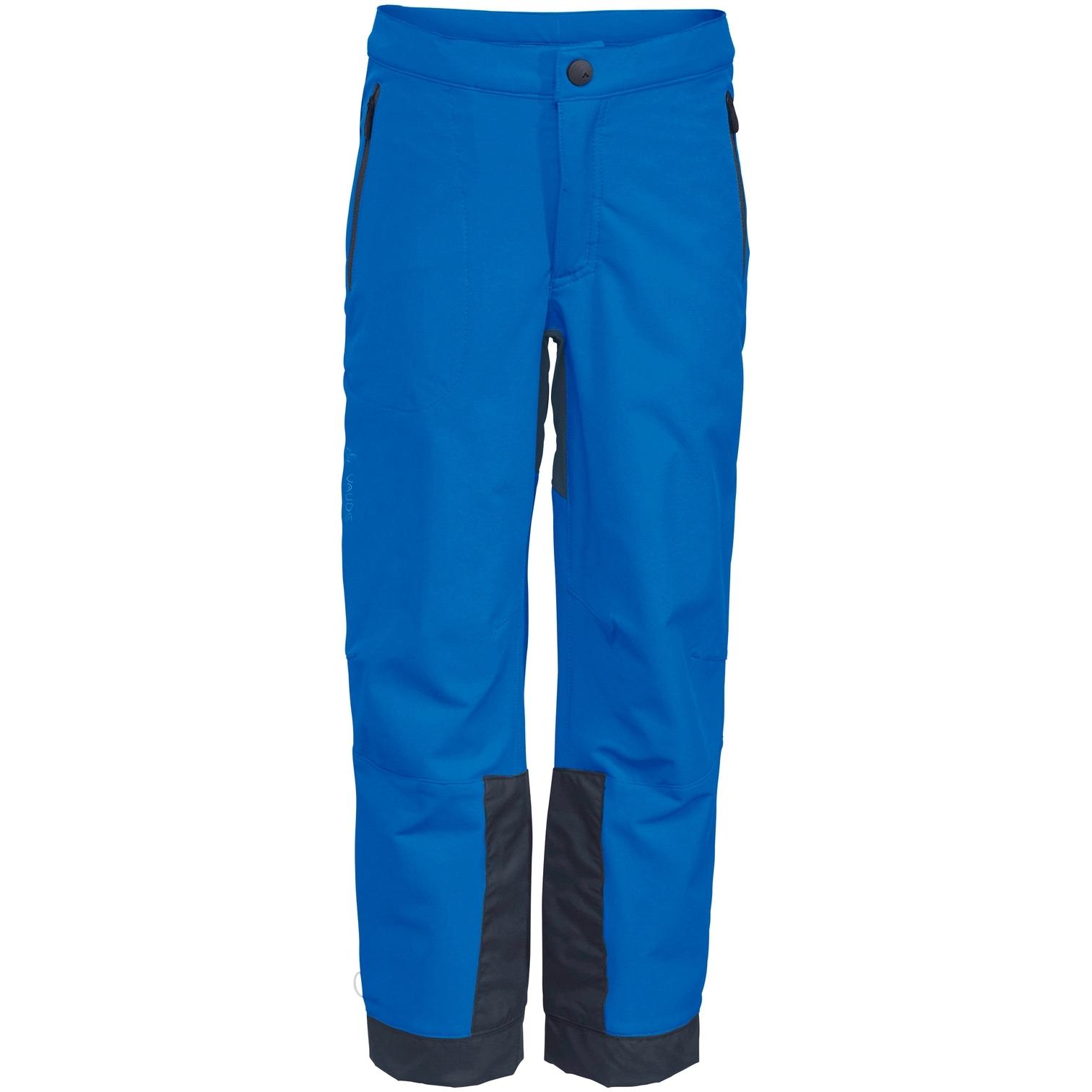 Vaude Kids Badile Hose - radiate blue