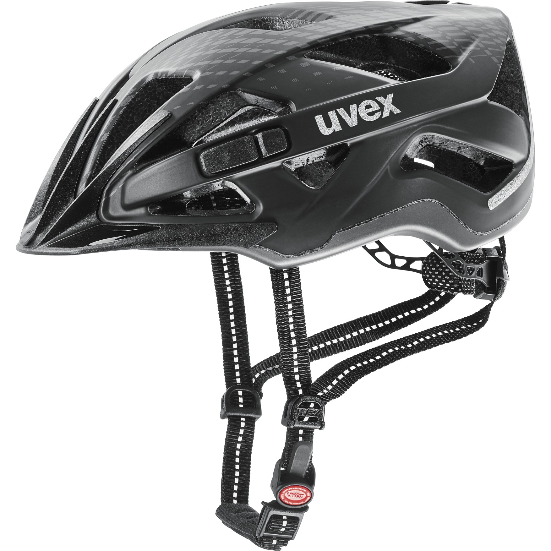 Uvex city active Helmet - black mat
