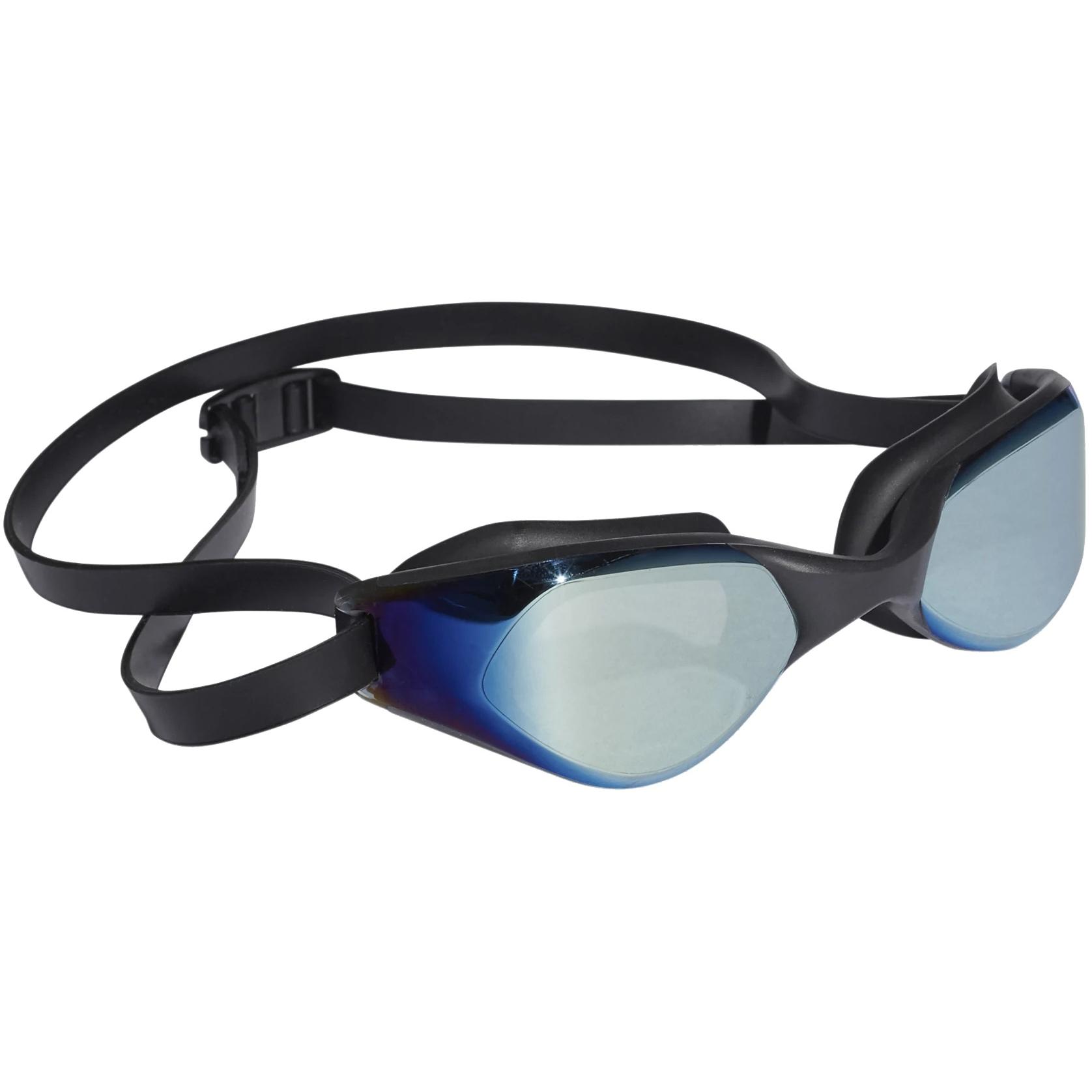 adidas Persistar Comfort Mirrored Swim Goggles - black/black/black BR1117