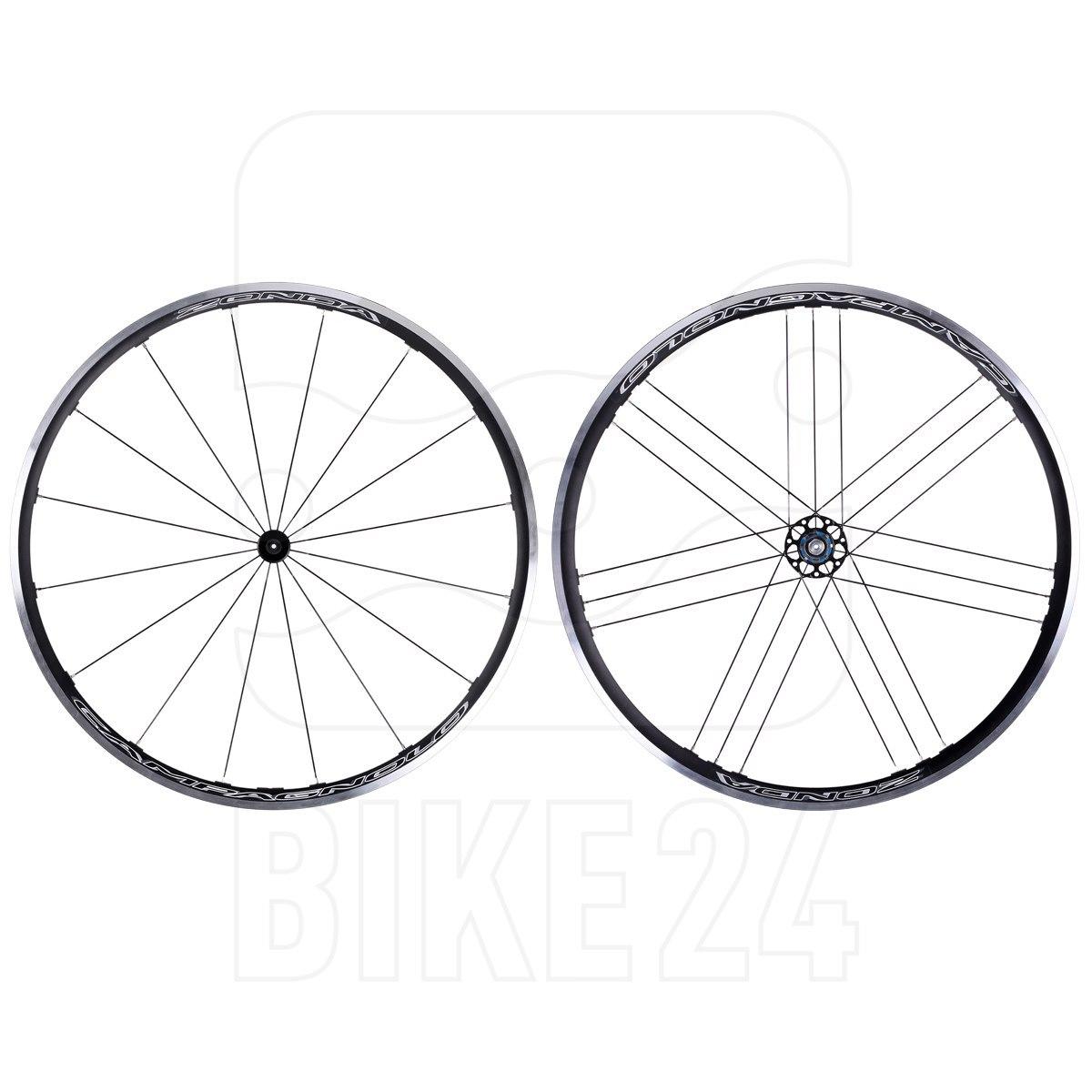 Campagnolo Zonda C17 Laufradsatz Drahtreifen