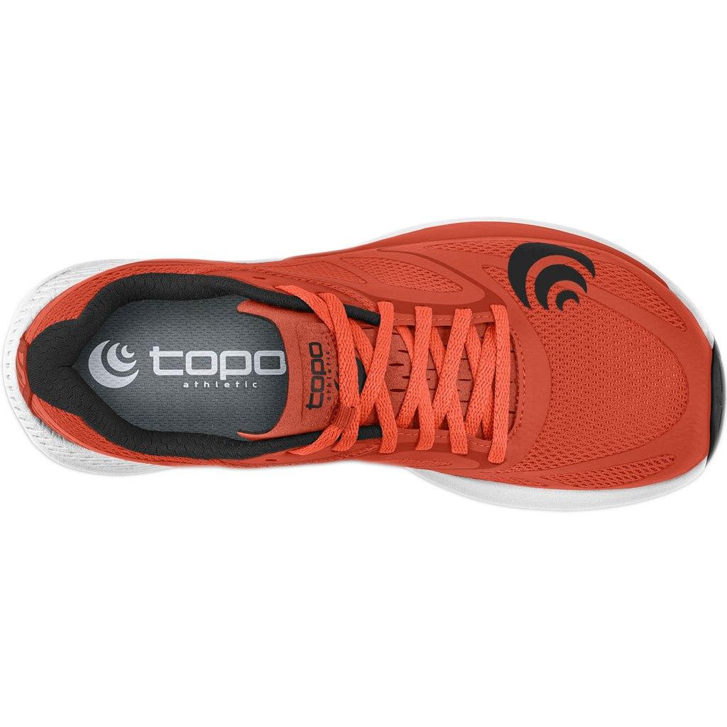 Bild von Topo Athletic Zephyr Laufschuhe - lachs/weiß