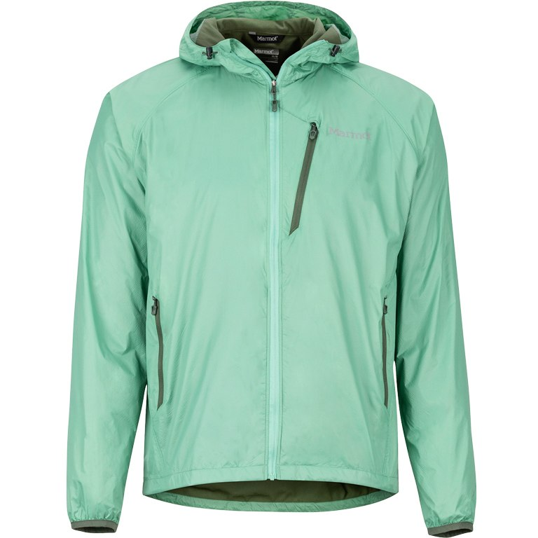 Marmot Ether DriClime Hoody - pond green 4570