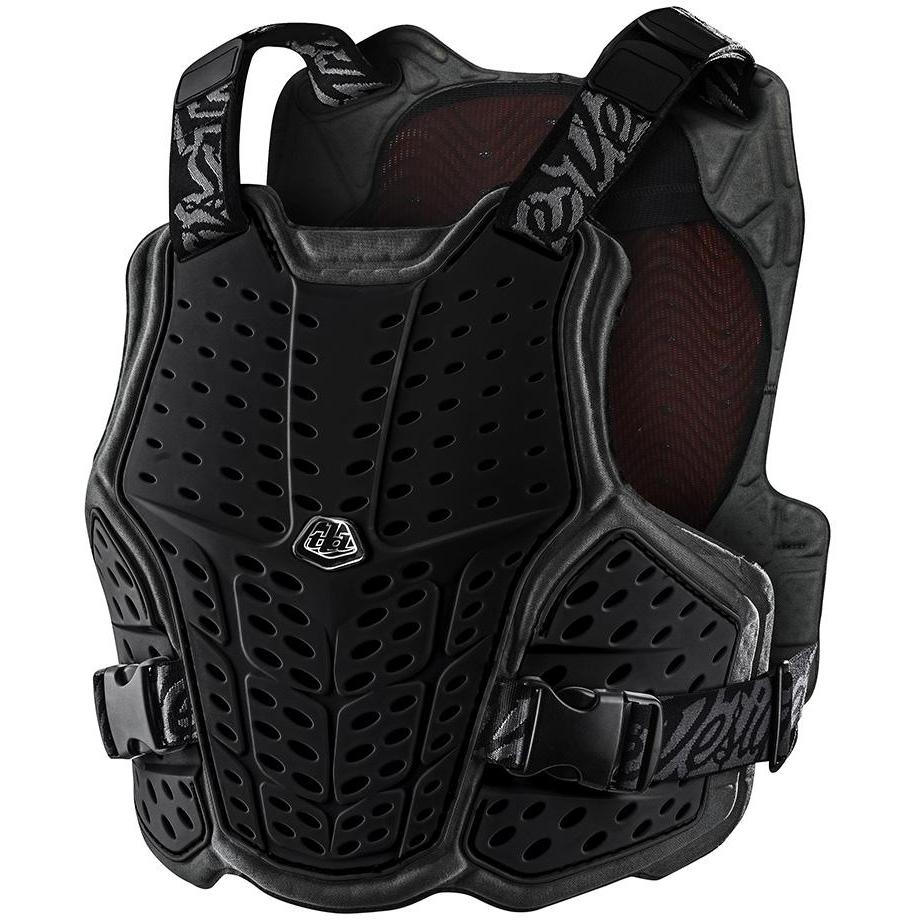 Produktbild von Troy Lee Designs Rockfight Ce Flex Brust Protektor - Black