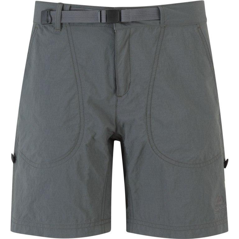 Mountain Equipment Approach Womens Shorts ME-002024 - Shadow Grey