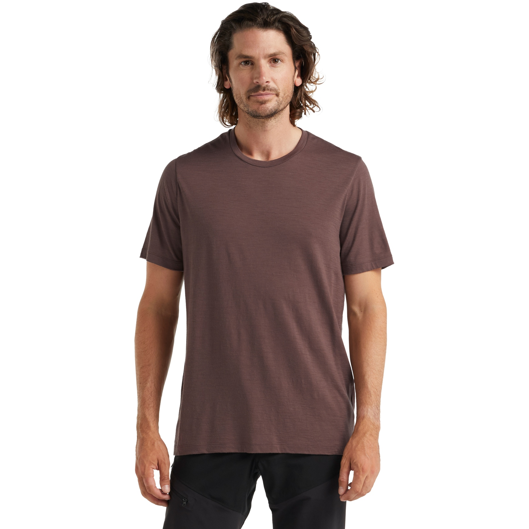 Bild von Icebreaker Tech Lite II Herren T-Shirt - Mink