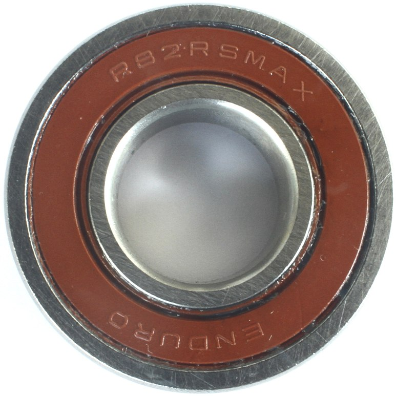 "Enduro Bearings R8 LLB - ABEC 3 MAX - Ball Bearing - 1/2x1-1/8x5/16"""