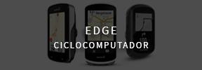 Ciclocomputadorers y dispositivos de navegación Garmin Edge