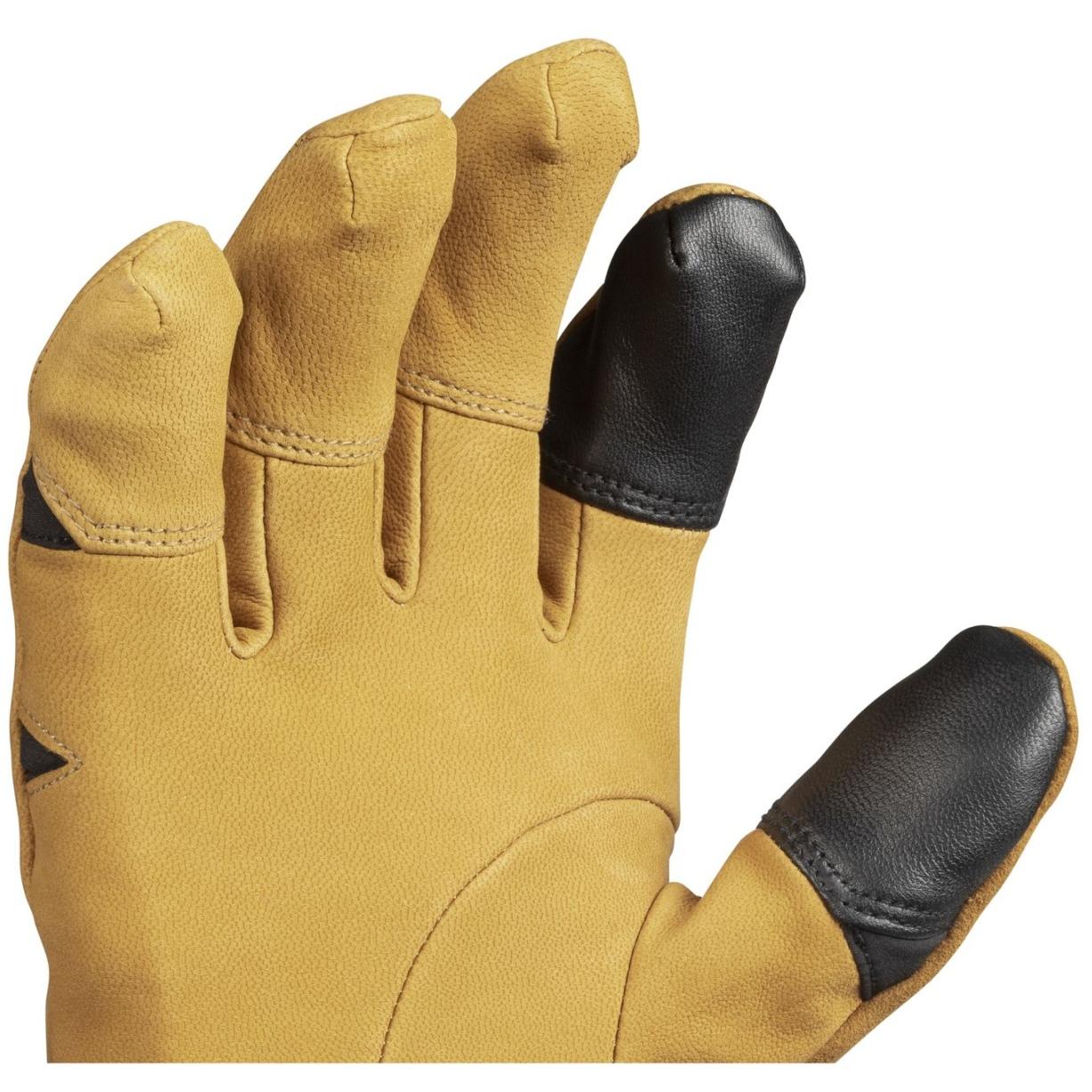Imagen de 45NRTH Sturmfist 5 Finger Guantes de Cuero - tan