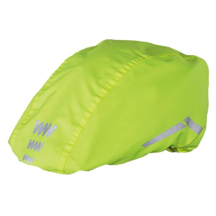 WOWOW Helmet Rain Cover Helm Regenüberzug - fluoreszierend gelb
