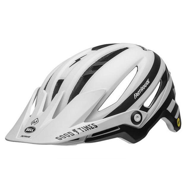 Bell Sixer MIPS Helmet - matte white/black fasthouse