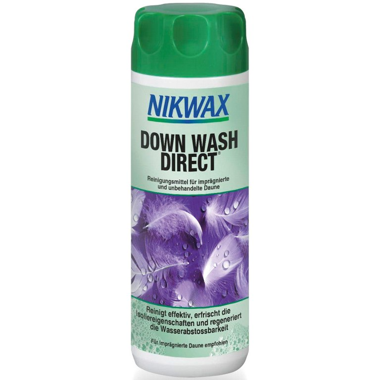 Picture of Nikwax Down Wash Direct Detergent for down products 300ml