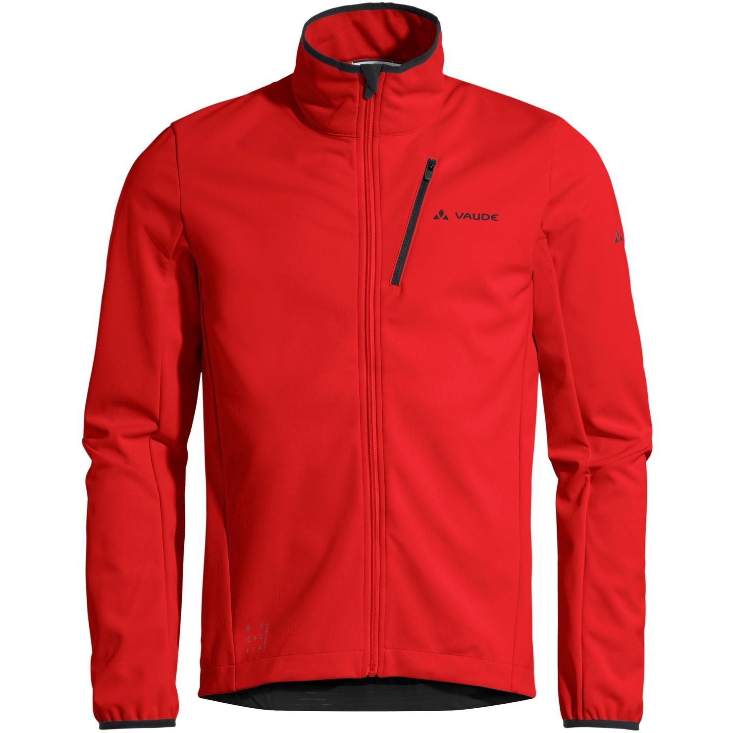 Vaude Men's Matera Softshell Jacket - mars red