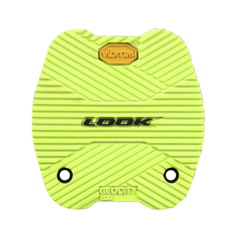 LOOK Active Grip City Pad - 4 Pieces - lime