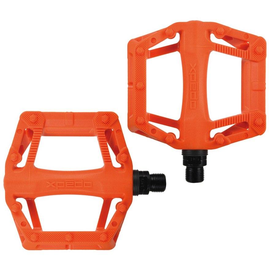 Xpedo Juvee Flat Pedal - orange