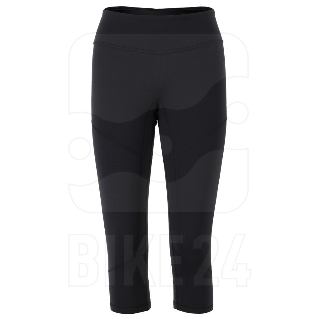 Vaude Women's Back Bowl Fleece Pant - black